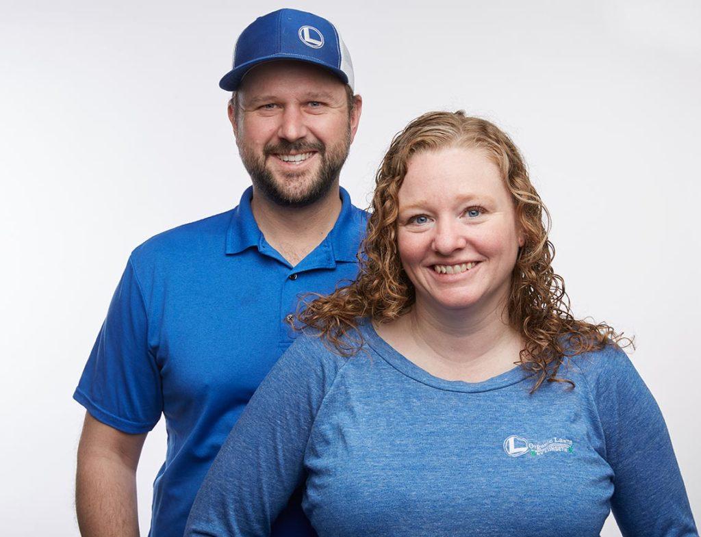 Headshot of Shay and Eric Lunseth